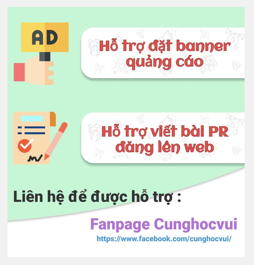 Hỗ trợ quảng cáo