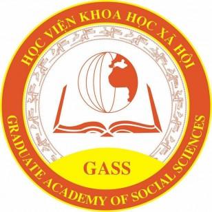 Logo Học viện Khoa học xã hội