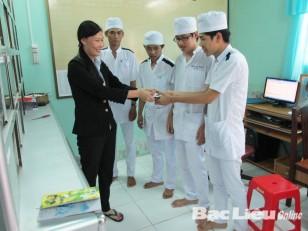 Học thực hành CDYT Bac Lieu