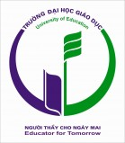 Logo trường Đại học Giáo dục Đại học quốc gia Hà Nội