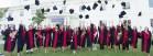 Các bạn sinh viên trong lễ tốt nghiệp
