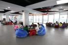 Địa điểm học nhóm của các bạn sinh viên