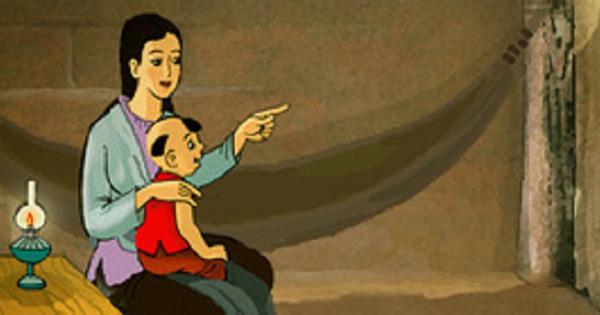 đóng vai trương sinh kể lại chuyện người con gái nam xương