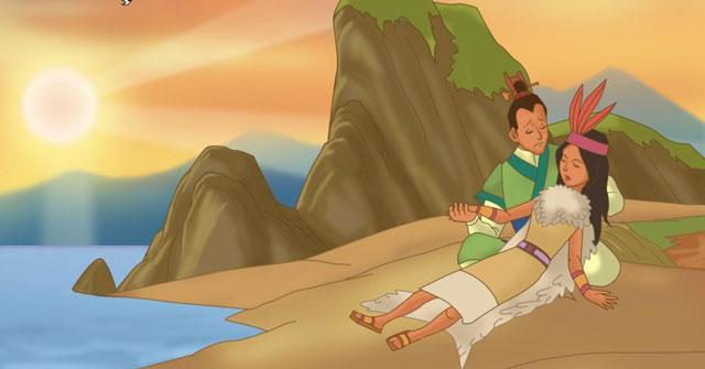Nhân vật Mị Châu là tội nhân gây ra bi kịch cho đất nước- CungHocVui