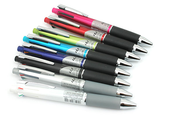 Bút bi đủ màu tiện lợi
