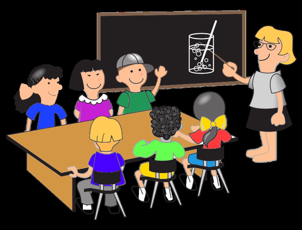 Tập trung nghe giảng trên lớp