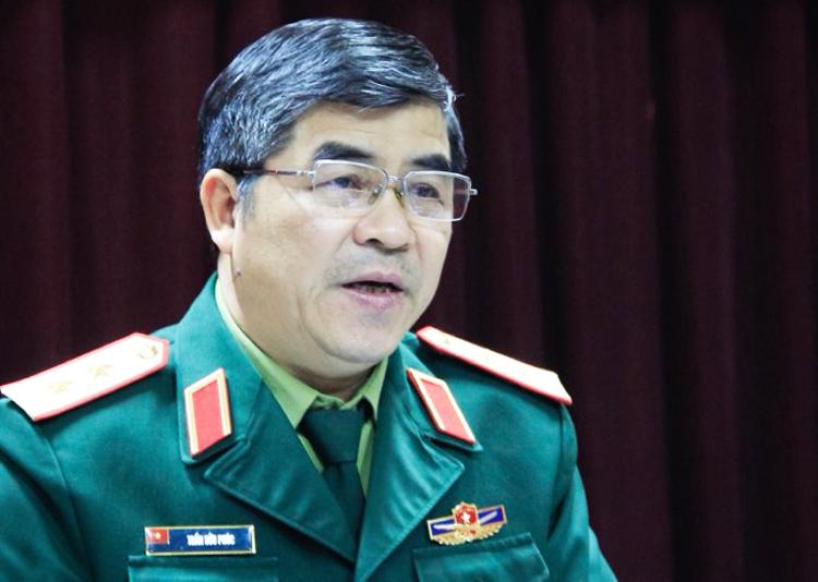 Trung tướng Trần Hữu Phúc - Ảnh: Dương Tâm