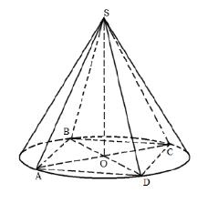bài tập 9 hình nón, thể tích hình nón